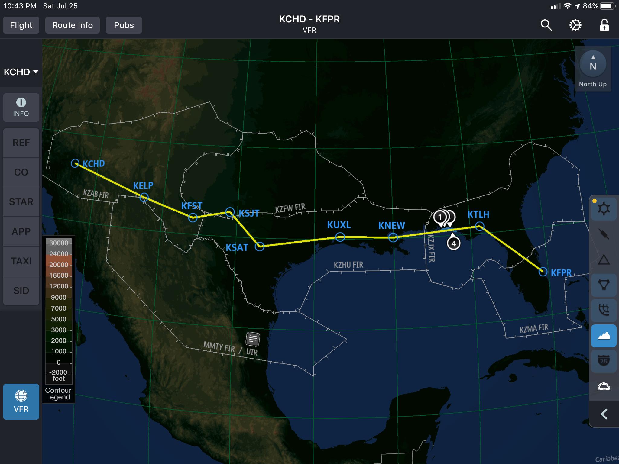 קורס טיס אזרחי צבירת שעות במסחרי חזור