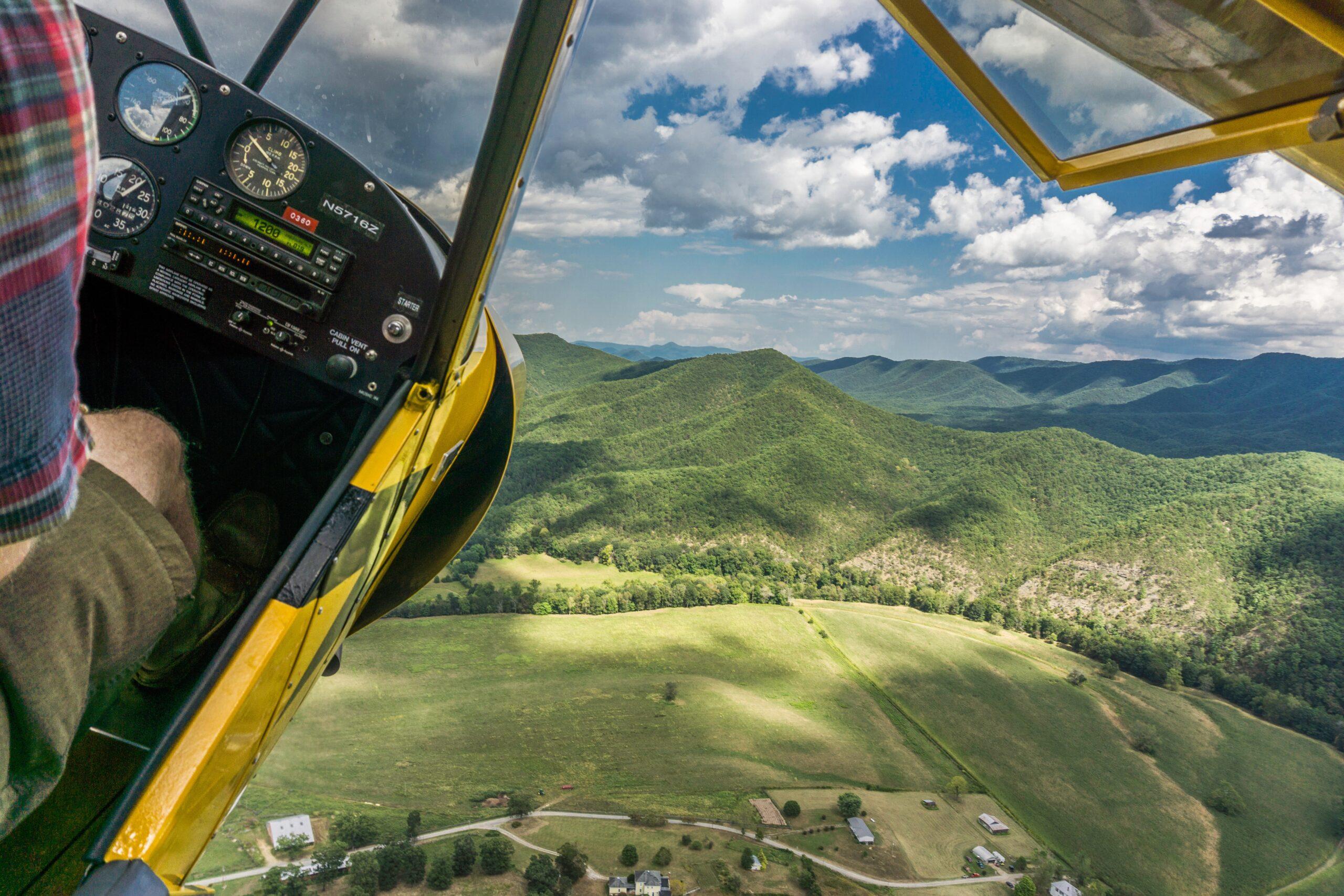 איך עושה טייס בחל״ת? 5 אטרקציות לטייסים (אבל לא רק) בארה״ב